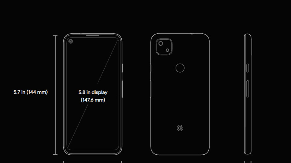 Google Pixel 4a Live Wallpaper Eclipse Tracks The Phone S Battery Life Phonearena