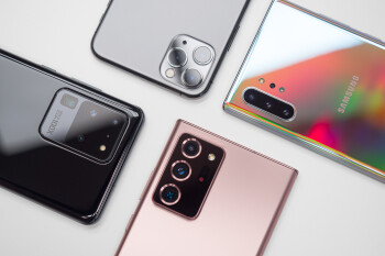 Galaxy Note 20 Ultra vs Note 10+ vs S20 Ultra vs iPhone 11 Pro Max: camera comparison