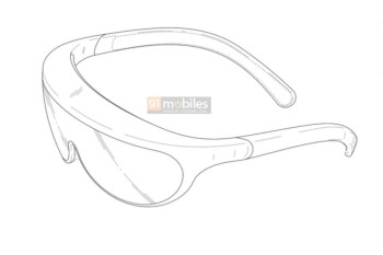 This is what Samsung's AR smartglasses could look like