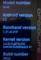 Froyo update for Motorola DROID delayed until August 12th?