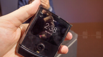 The Motorola Razr 5G will not repeat one of its predecessor's biggest mistakes