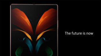 Galaxy Z Fold 2 5G get previewed in live action footage