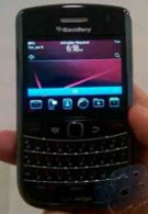 Preliminary build of BlackBerry OS 6 seen running on a Verizon Bold 9650