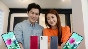 LG unveils a mid-range 5G smartphone with a very competitive price tag