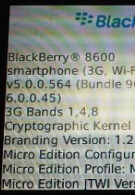 UPDATED:Mystery BlackBerry 8600 spotted on film