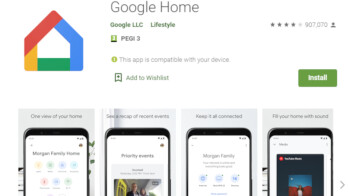 Google Home app finally gets dark theme in the latest update
