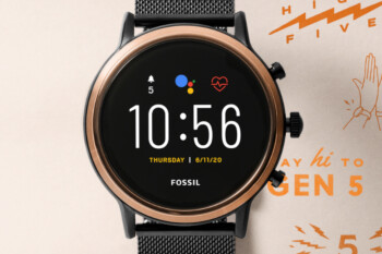 Fossil resumes Gen 5 Wear OS update after addressing Google Pay bug