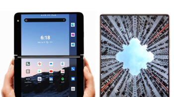Microsoft Surface Duo vs Samsung Galaxy Z Fold 2, it's not even funny