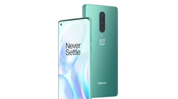 OnePlus 8T render surfaces; phone includes 5G support