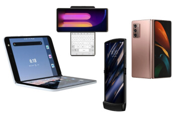 Which upcoming folding or dual screen smartphone are you most excited about?