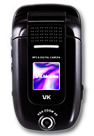 VKMobile VK3100 clears the FCC