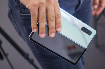 The Samsung Galaxy Fold Lite isn't happening anytime soon