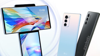 Leaked LG Wing 5G renders show off unique design in full