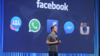 Facebook CEO comments on Apple's tight control over apps