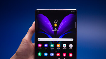 Our Samsung Galaxy Z Fold 2 video review is out