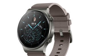 Huawei's new flagship smartwatch is a joy to behold