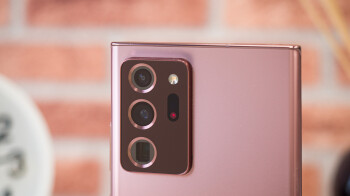 Galaxy Note 20 Ultra optical zoom vs digital zoom