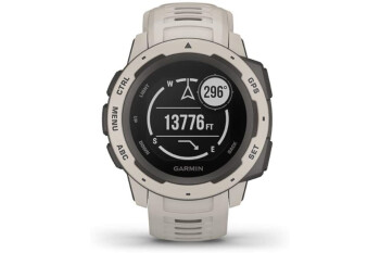 Garmin's Instinct rugged smartwatch is $100 off on Amazon