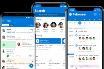 Microsoft updates Outlook for Android to offer Samsung Fold support