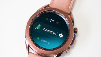 Samsung Galaxy Watch 3 update further improves battery life, health functions
