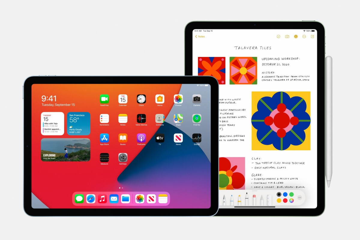 Apple Ipad Air 4th Gen Ipad 8th Gen Now Official Faster Flashier Than Ever Phonearena