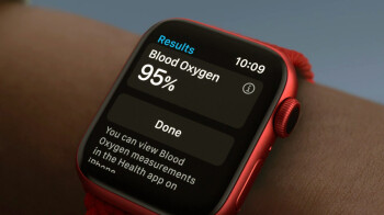 The Apple Watch 6 has blood oxygen detection for early coronavirus symptoms warning