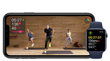 Apple's new Fitness+ service launching December 14 at a $9.99 price