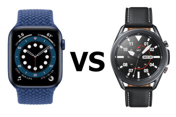 Apple Watch Series 6 vs Samsung Galaxy Watch 3: clash of the flagship smartwatches