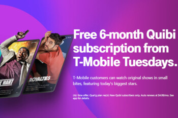 T-Mobile offers customers free 6-month Quibi subscriptions