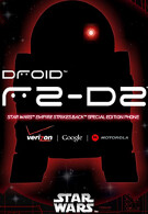 R2-D2 version of the DROID 2 to be sold online only, starting September 30th
