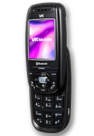 Just another VK Mobile phone approved for the US - VK4000 slider
