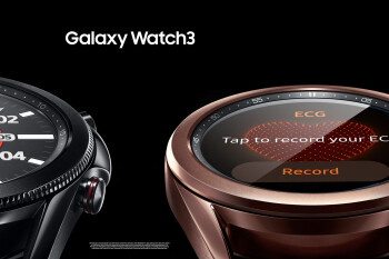 ECG capabilities now live on Samsung Galaxy Watch 3 and Watch Active 2