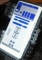 Picture of the DROID 2 R2-D2 model is leaked