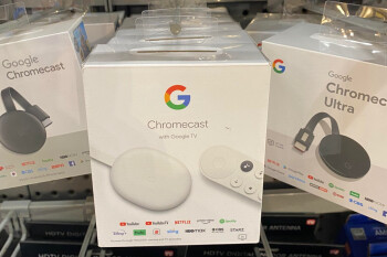 One US retailer has started selling the unannounced $50 Chromecast with Google TV