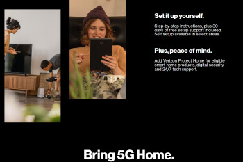 Verizon's 5G home router comes with free Disney+, no-contract price, and gigabit speeds