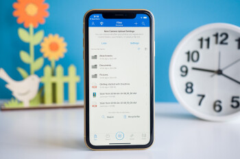 Microsoft's OneDrive updated with several new features for iOS 13 and 14 users