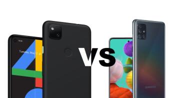 Google Pixel 4a 5G vs Galaxy A51 5G