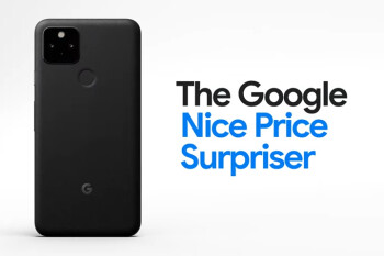 Google Pixel 5 is official: the Android phone for the masses