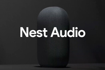 Google has a new Nest Audio smart speaker, and it's a doozy