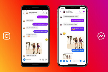 Facebook merges Messenger and Instagram experiences, enables cross-app messaging