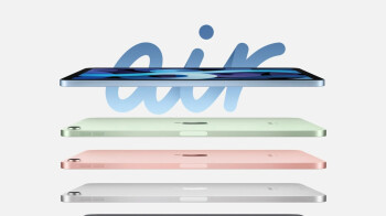 Apple gloats about the Touch ID Power Button on the iPad Air 4