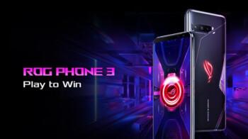 Gaming bonanza: The ASUS ROG Phone 3 finally has a US price
