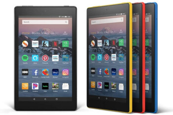 Amazon's Fire HD 8 and Fire HD 10 tablets are on sale at crazy low prices today only