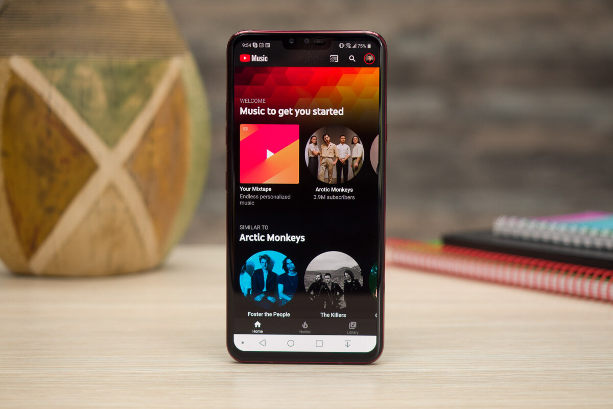 Youtube Music Update Cast Music To Smart Speakers Or Tv Without Premium Subscription Phonearena