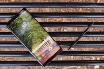 Samsung Galaxy Note 8 shifts to a quarterly software update cycle