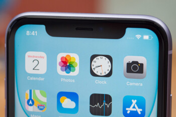Patent application suggests that the notch won't disappear until iPhone 14 at the earliest