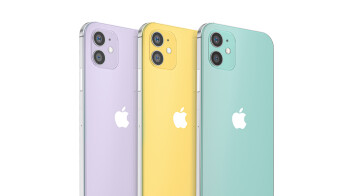 iPhone 12 may get the same color treatment as the new iPad Air