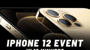 Apple's iPhone 12 event: video recap of the biggest announcements