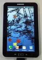 Samsung Galaxy Tab tablet is starting to take shape