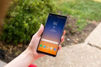 Hot new update marks the end of an era for Samsung's Galaxy Note 9